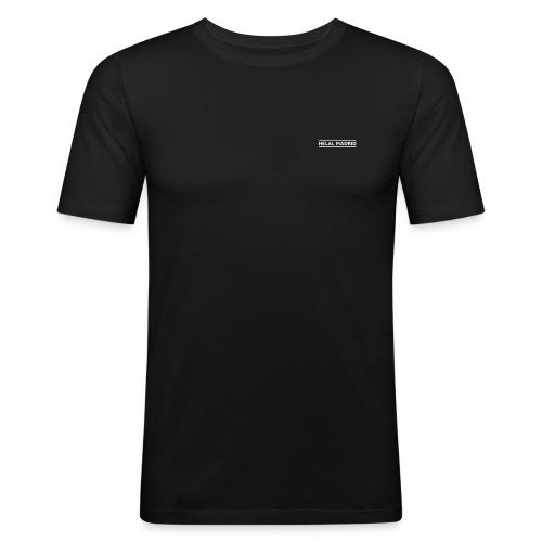 Helal Madrid - Männer Slim Fit T-Shirt