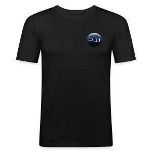 Logo PLANET WARGAME small - Tee shirt près du corps Homme