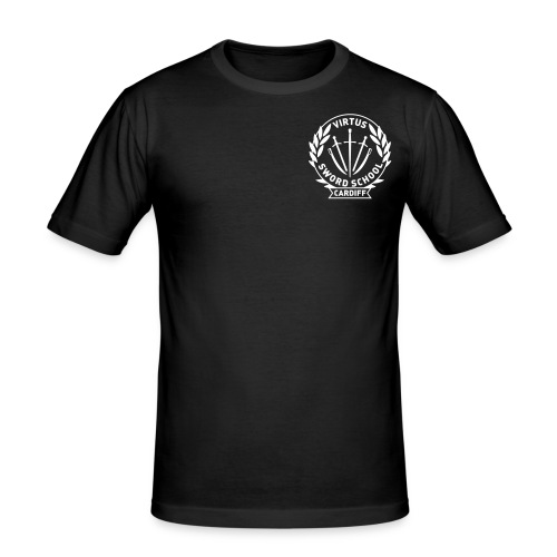 Virtus Cardiff - Men's Slim Fit T-Shirt