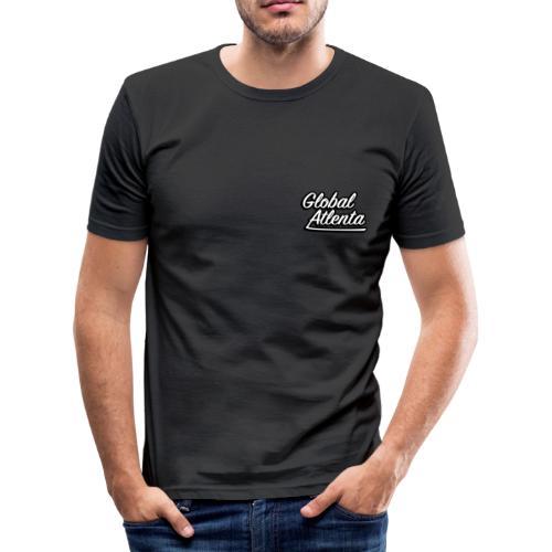 DJ Global Atlenta - T-shirt près du corps Homme