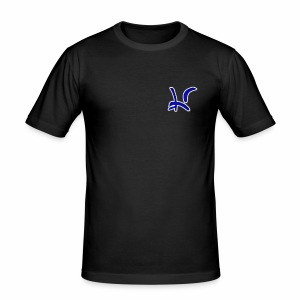 LightningStrikerr - Men's Slim Fit T-Shirt