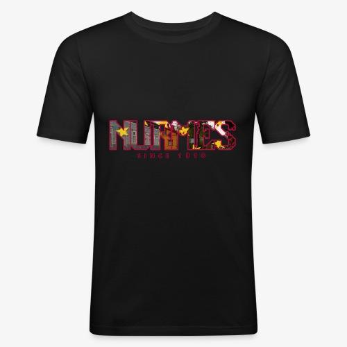Nurmes since 1810 - Miesten tyköistuva t-paita