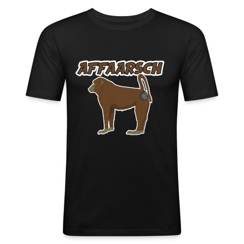 AFFAARSCH - Männer Slim Fit T-Shirt