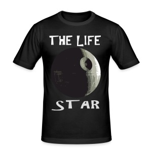 THE LIFE STAR - slim fit T-shirt