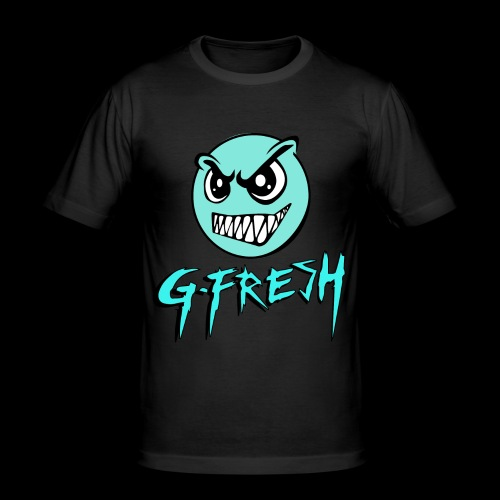 G-Fresh logo - slim fit T-shirt