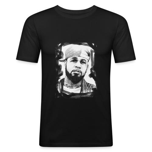 El B - Camiseta ajustada hombre