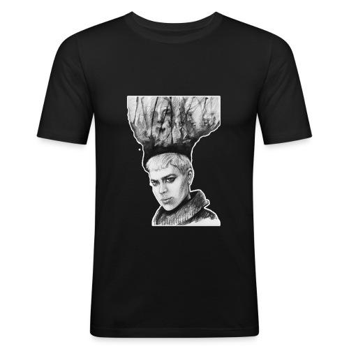 Dibujo creativo - Camiseta ajustada hombre