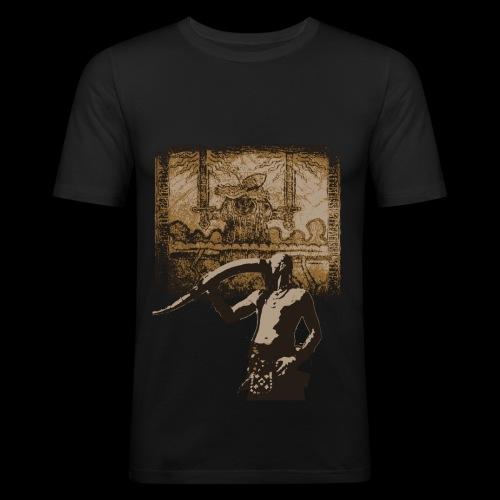 Buvons à la gloire de Svefnii - Tee shirt près du corps Homme