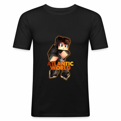 AtlanticWorld - T-shirt près du corps Homme