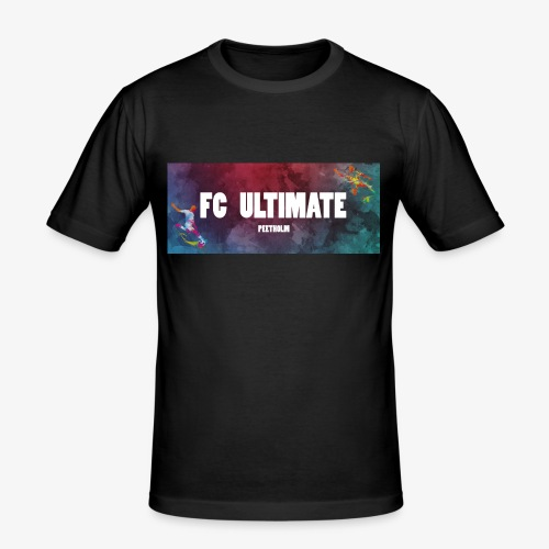 FC Ultimate, Peetholm - Herre Slim Fit T-Shirt