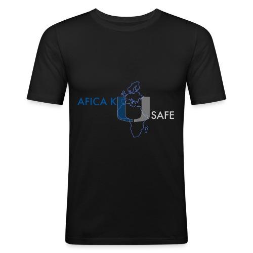 Shirt for Rob - Men's Slim Fit T-Shirt