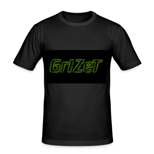 Grizet Merch - Männer Slim Fit T-Shirt