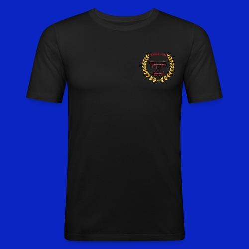 TerrorZille - Männer Slim Fit T-Shirt