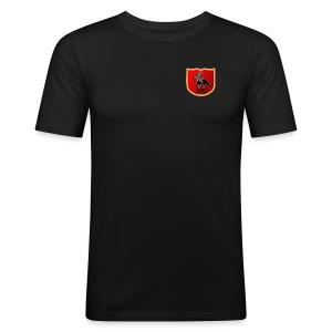 pog ecu2 - Tee shirt près du corps Homme