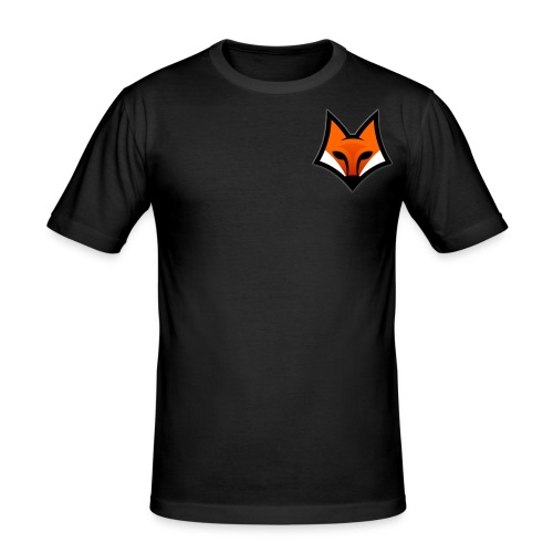 Next gen fox - Men's Slim Fit T-Shirt