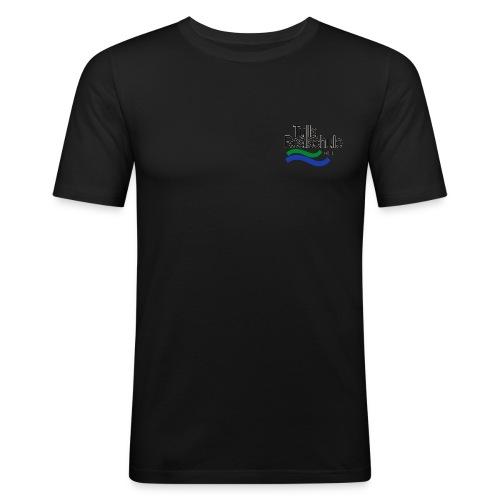 Tulla - Männer Slim Fit T-Shirt