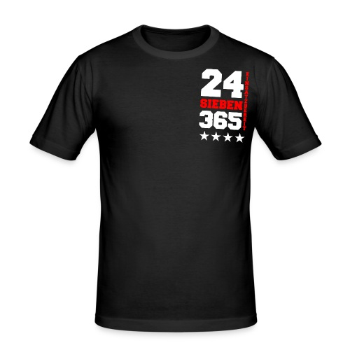 FWD07 - Männer Slim Fit T-Shirt
