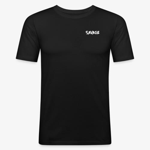 Savage - slim fit T-shirt