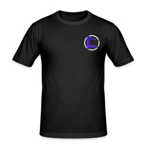 Cam's Logo - Men's Slim Fit T-Shirt