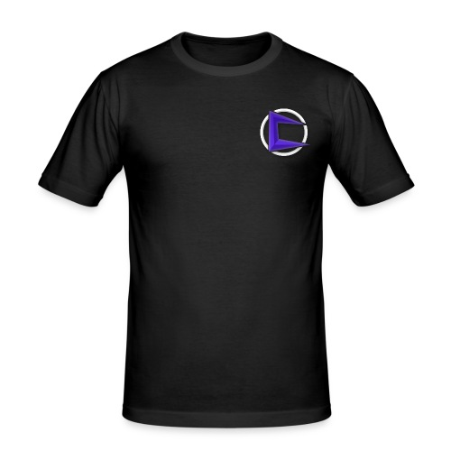 Cam's Logo - Men's Slim Fit T-Shirt