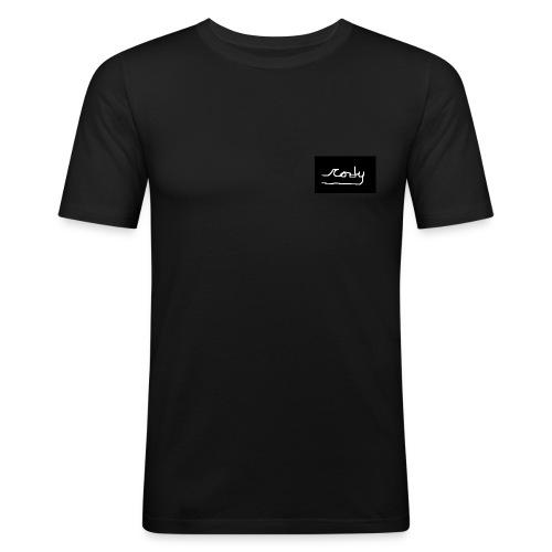Cody52 Signature T-Shirt Black - Men's Slim Fit T-Shirt