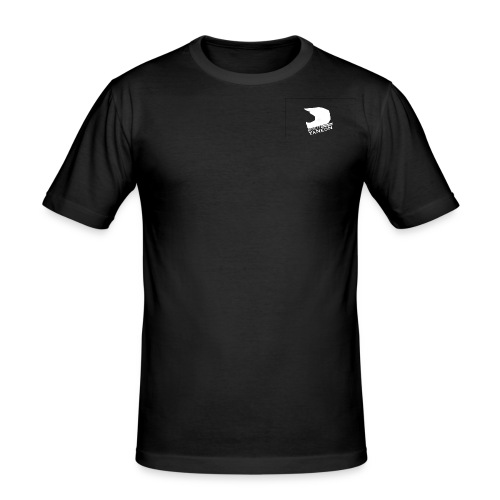 RIDE IT YANEON - Männer Slim Fit T-Shirt