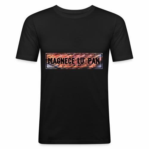 magnece lu pan v2 - Maglietta aderente da uomo