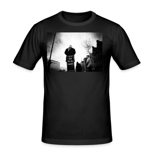 Christ - Men's Slim Fit T-Shirt