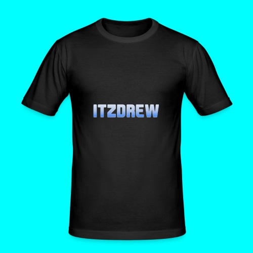 ITZDREW MERCH - Men's Slim Fit T-Shirt