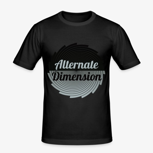 Alternate Dimension (Gross) - Männer Slim Fit T-Shirt
