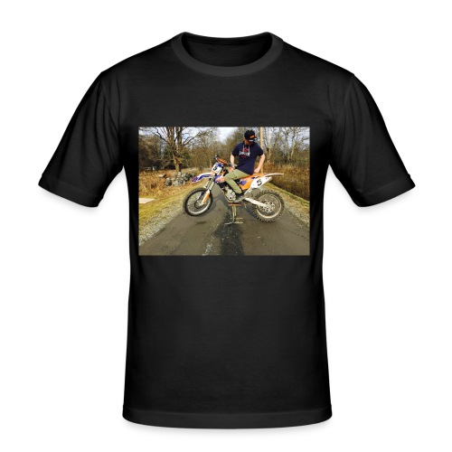 IMG_1942-JPG - Slim Fit T-shirt herr