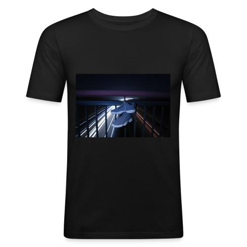Sneakerart - Männer Slim Fit T-Shirt