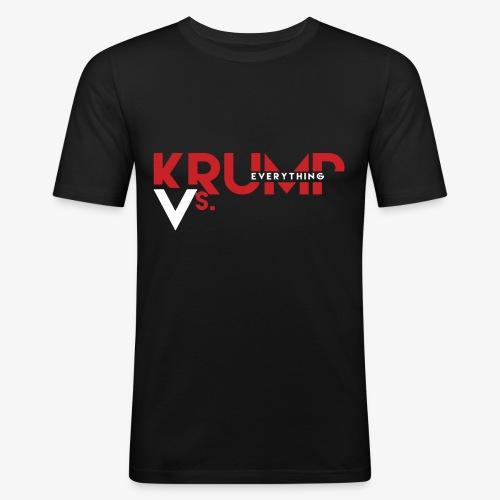 Krump VS Everything - Men's Slim Fit T-Shirt