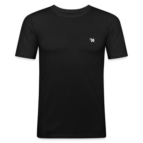 Fx Black. - T-shirt près du corps Homme