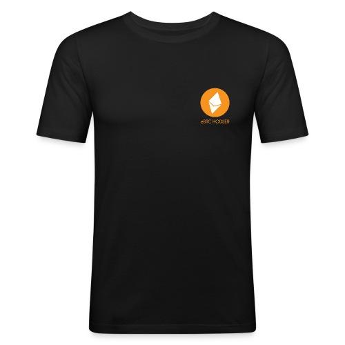 eBTC Hodler - T-shirt près du corps Homme
