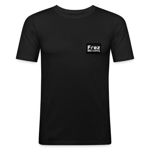 FREZ T-Shirt - Männer Slim Fit T-Shirt