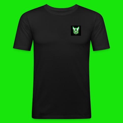 Limited eSport Logo (ohne Text) - Männer Slim Fit T-Shirt