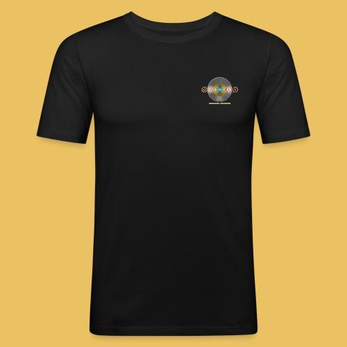 Quegan limited edition - T-shirt près du corps Homme