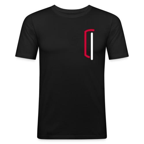 I Tee - Men's Slim Fit T-Shirt