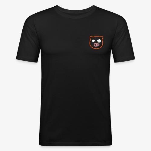 BLACKPIG - Camiseta ajustada hombre