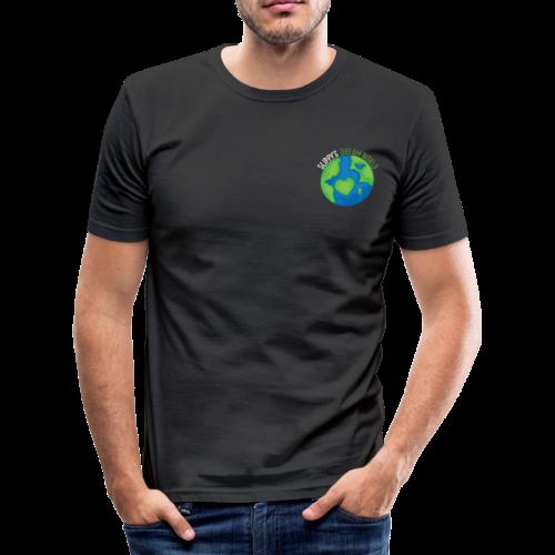 Slippy's Dream World Small - Men's Slim Fit T-Shirt