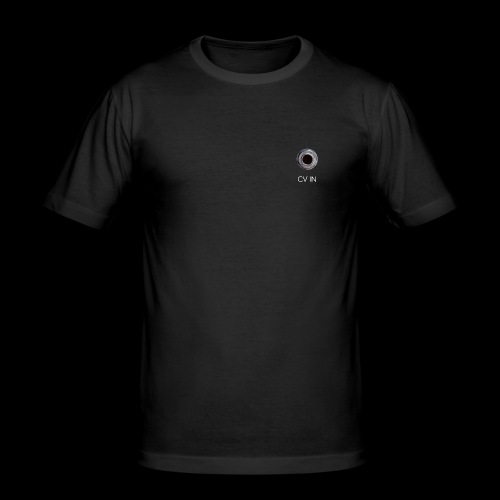 Control Voltage Input - Männer Slim Fit T-Shirt