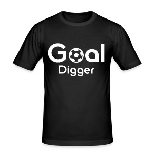 Goal Digger 2 - Men's Slim Fit T-Shirt