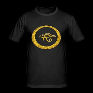 Eye of the Guardian - Männer Slim Fit T-Shirt