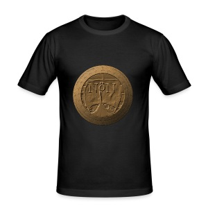 Norröner Coin - Slim Fit T-shirt herr
