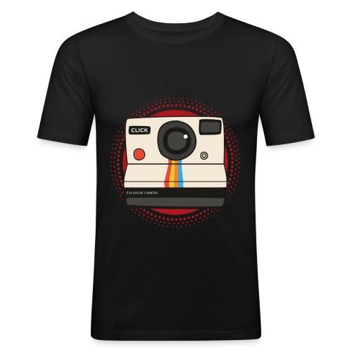 CameraClick - Camiseta ajustada hombre