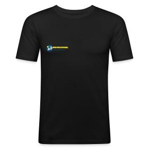 Logo JVP Ferschnitz 2 - Männer Slim Fit T-Shirt