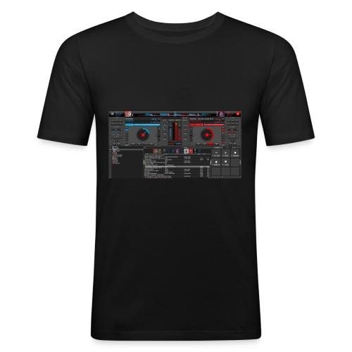 dj - Camiseta ajustada hombre