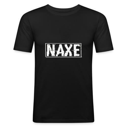 Naxe Logo Tee - Maglietta aderente da uomo