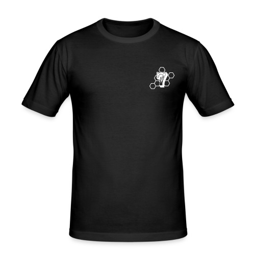 7xhex - Men's Slim Fit T-Shirt